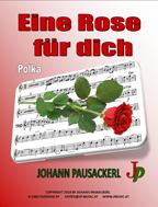 Notenumschlag_Eine Rose fuer dich